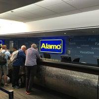 Alamo Rent A Car San Francisco International Airport