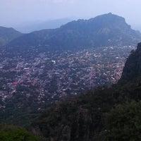 Foto tomada en El Cerro del Tepozteco por Mariano V. el 7/11/2013