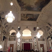 Снимок сделан в Hofburg Festsaal пользователем Jay K. 7/3/2018