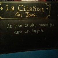 Photo prise au Café Bar Zénob par Louis-Felix B. le3/27/2013