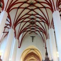 Das Foto wurde bei Thomaskirche von Korhan G. am 2/23/2013 aufgenommen