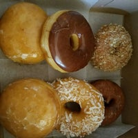 Photo taken at Rainbow Donuts by Sharon L. on 6/3/2016