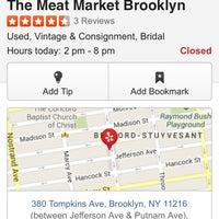 10/17/2013에 The Meat Market !.님이 The Meat Market Brooklyn에서 찍은 사진