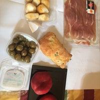Das Foto wurde bei Hotel Italia Siena von Elisabeth H. am 7/19/2018 aufgenommen