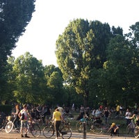 Photo prise au Critical Mass Berlin par Elisabeth H. le5/25/2018