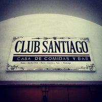 Foto tomada en Club Santiago por Jaime H. el 11/26/2012