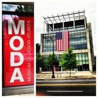 7/7/2013にWETSU76 J.がMuseum of Design Atlanta (MODA)で撮った写真