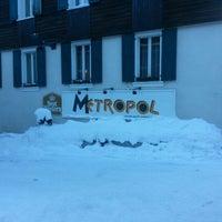Снимок сделан в Hotel Metropol Saas-Fee пользователем uesu 12/12/2012
