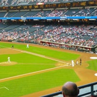 Photo taken at Chase Field by Tits McGee on 5/10/2013