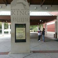 10/3/2012にToriがDr Martin Luther King Jr National Historic Siteで撮った写真