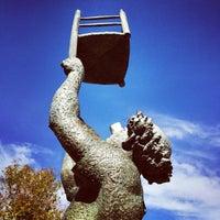 รูปภาพถ่ายที่ Jardins de Joan Brossa โดย ignacioroan เมื่อ 10/16/2012