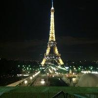 Foto tirada no(a) Restaurant 58 Tour Eiffel por Alex I. em 10/27/2012