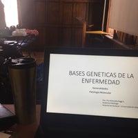 Foto tomada en Facultad Medicina UV - Campus Chorrillos por Pia P. el 3/28/2017