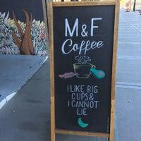 Снимок сделан в Makers & Finders Coffee пользователем Matt K. 10/29/2018
