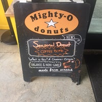 Das Foto wurde bei Mighty-O Donuts von Matt K. am 6/2/2018 aufgenommen