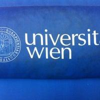 Foto diambil di Universität Wien oleh Ekaterina P. pada 11/23/2012
