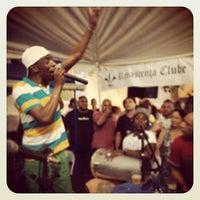 Foto tirada no(a) Renascença Clube por Daud P. em 9/16/2012