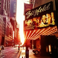 Ziegfeld Theater Bow Tie Cinemas Now Closed Movie Theater In New York