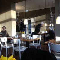 Das Foto wurde bei Café Kaltehofe von Nicole W. am 2/23/2014 aufgenommen