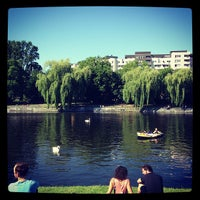Foto scattata a Landwehrkanal da Lasse C. il 7/6/2013