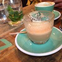 Снимок сделан в Brickwood Coffee & Bread пользователем Emma C. 12/28/2013