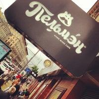 5/27/2013 tarihinde Mitya A.ziyaretçi tarafından Pelman Hand Made Cafe'de çekilen fotoğraf