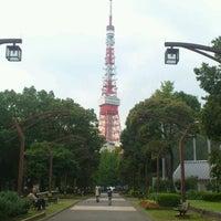 รูปภาพถ่ายที่ 芝公園こども平和公園 โดย Toshi Y. เมื่อ 10/31/2012