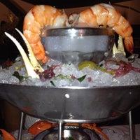 Снимок сделан в Mastro's Ocean Club пользователем Brian O. 9/19/2012