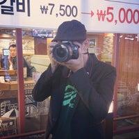 Foto diambil di 전남대학교 후문 oleh Yuki E. pada 3/28/2014