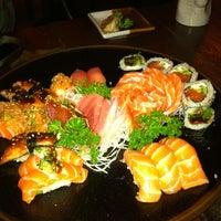 Foto tirada no(a) Sushi by Cleber por Evelise S. em 5/28/2013