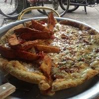 5/16/2013에 Caro R.님이 Pizza del Perro Negro에서 찍은 사진