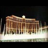 Foto tomada en Bellagio Hotel & Casino por Alessandro B. el 12/5/2012