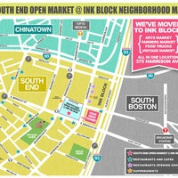 Foto tirada no(a) South End Open Market @ Ink Block por South End Open Market @ Ink Block em 4/12/2016