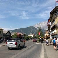 Das Foto wurde bei Town of Banff von David C. am 8/7/2018 aufgenommen