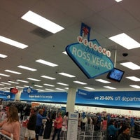 0334a66edf ... Photo taken at Ross Dress for Less by Terry T. on 12 2  ...