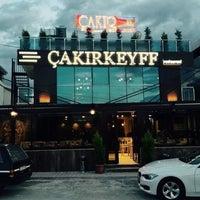 5/6/2015 tarihinde Onur B.ziyaretçi tarafından Çakırkeyff Restaurant'de çekilen fotoğraf