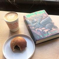 3/10/2018 tarihinde Brooke H.ziyaretçi tarafından Compass Coffee'de çekilen fotoğraf