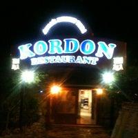 10/9/2012 tarihinde Lale S.ziyaretçi tarafından Kordon Restaurant'de çekilen fotoğraf