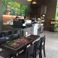 10/13/2017에 Anusara님이 Cafe'Amazon PTT บายพาสหัวหิน에서 찍은 사진