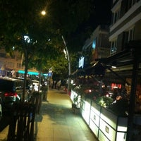 รูปภาพถ่ายที่ Hobby Cafe โดย Batuhan D. เมื่อ 10/20/2012