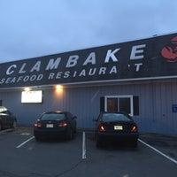 Photo Taken At Clambake Seafood Restaurant By Sean R On 3 21 2017