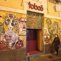 1/18/2013 tarihinde Julio R.ziyaretçi tarafından Sala Taboo'de çekilen fotoğraf