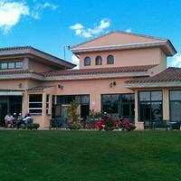 Das Foto wurde bei Restaurante Panoramica Golf von Pere P. am 3/31/2013 aufgenommen