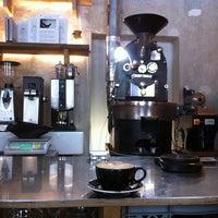 Снимок сделан в Bonanza Coffee пользователем Iaroslava G. 3/10/2013