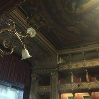 Снимок сделан в Teatro Colón пользователем Diego R. 4/12/2018