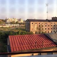 Снимок сделан в Hotel Rosengarten Pavia пользователем Florentien B. 9/7/2014