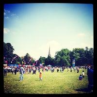 7/7/2013 tarihinde Serkan F.ziyaretçi tarafından Clissold Park'de çekilen fotoğraf