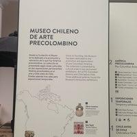 Foto scattata a Museo Chileno de Arte Precolombino da Дмитрий С. il 5/10/2014