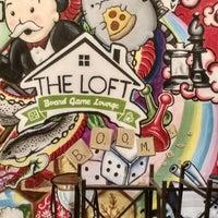 Foto tirada no(a) The Loft Board Game Lounge por Andreia N. em 3/17/2018