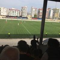 3/18/2018 tarihinde Aykut Y.ziyaretçi tarafından Silifke Şehir Stadyumu'de çekilen fotoğraf